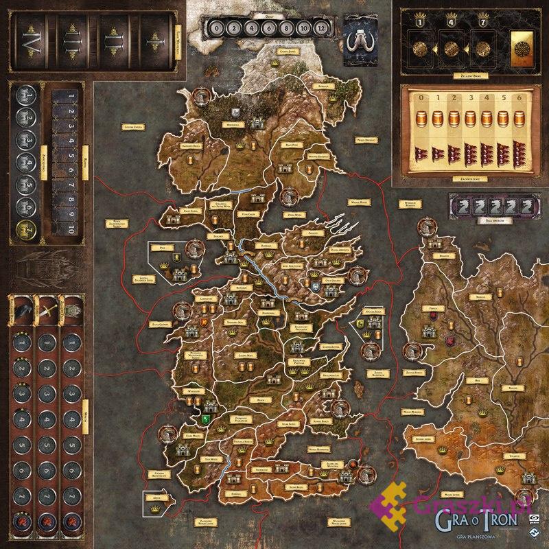 Gra o Tron - Mata do gry (Przedsprzedaż) | Galakta